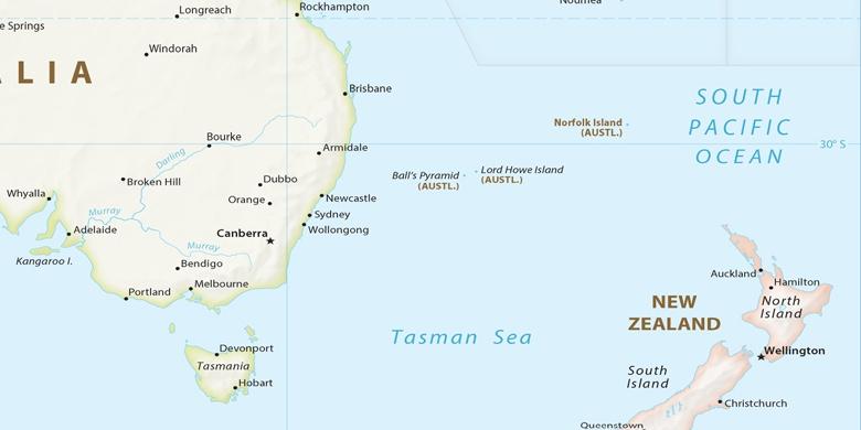 sydney térkép Sydney a térképen