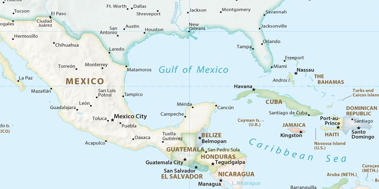 miami térkép Miami a térképen miami térkép